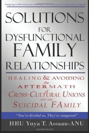 Solutions for Dysfunctional Family Relationships: « LibraryUserGroup ...