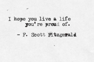 Scott Fitzgerald's quote #8