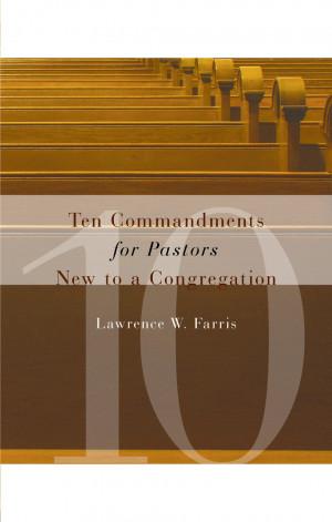 Pastor Appreciation Scripture Ten commandments for pastors