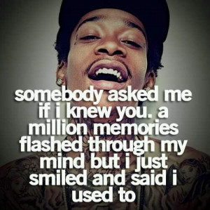 Quotes Wiz Khalifa Love wiz khalifa love quotes for
