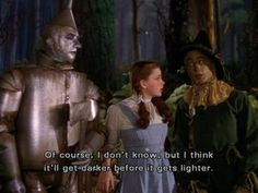 wizard of oz quote More