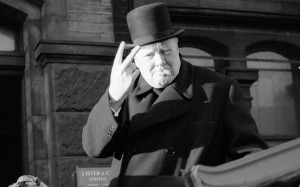 ... Which of these famous lines were really uttered by Winston Churchill