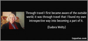 More Eudora Welty Quotes