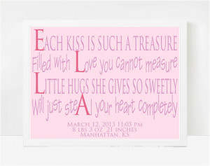 Baby Girl Quotes About Girls Poems