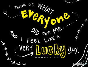 Movie Quotes on Love and Gratitude, Illustrated