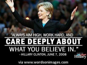 Quotes by hillary clinton