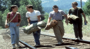 Stand By Me - Gordie, Chris, Vern and Teddy begin their journey