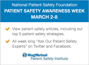Patient Safety Week Quotes
