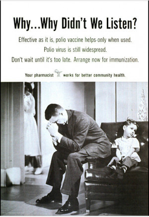 Skepticlawyer » Vaccination Saves Lives
