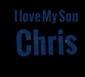 Love My Son Quotes For Facebook Quotes picture: i love my son