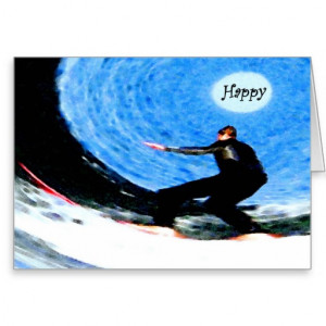 Surfer Birthday Cards And More