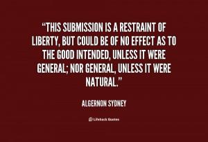 Submissive Quotes
