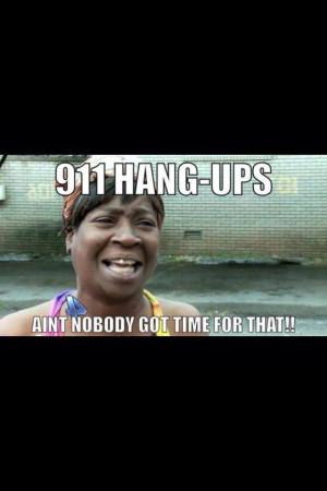 Funny 911 Dispatcher
