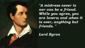 Lord byron famous quotes 3