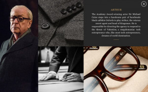 This is Kingsman. A new brand for the modern gentleman - available ...