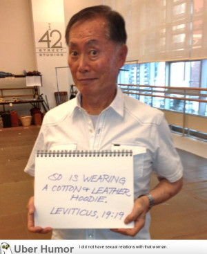 George Takei responses to anti-gay protesters (18 Pictures)
