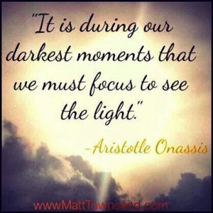 Aristotle Onassis -light