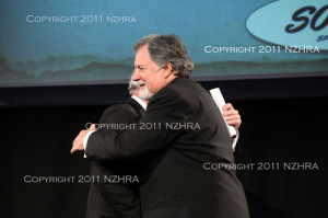 Daryl Gates (NZHRA President) Daryl Gates and Pete Chapouris Daryl ...