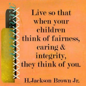 Quotes On Integrity Quotations