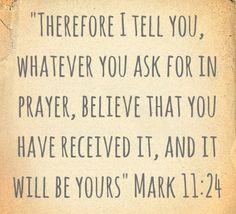 ... answer prayers.Faith and infertility blog. Fertility, prayer