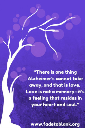 human side of Alzheimer's. Read Fade to Blank: Life Inside Alzheimer ...