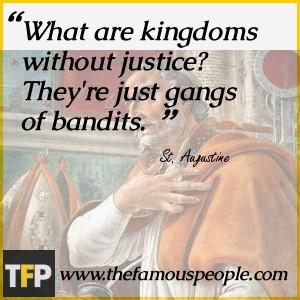 St. Augustine Biography