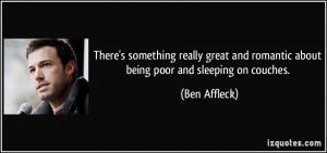 More Ben Affleck Quotes