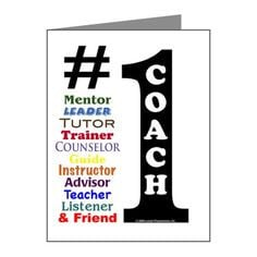 Handmade coach thank you notes | Gifts > #1 Note Cards > #1 Coach Note ...