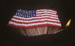 American Flag', © Bill Stettner 1965