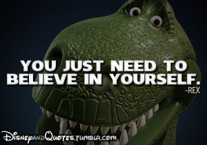 Love. Disney.} / Disney Quotes Toy Story