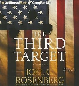 Details about The Third Target by Joel C Rosenberg CD Audio 2015