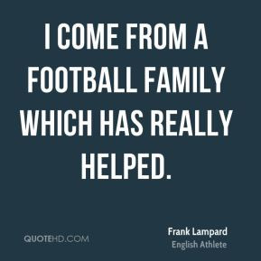 Football Family Quotes