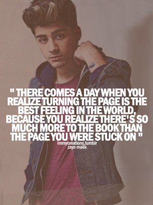 One Direction Zayn Quotes♥