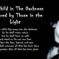 gothic quotes photo: Darkness child-darkness-poster-tears.jpg