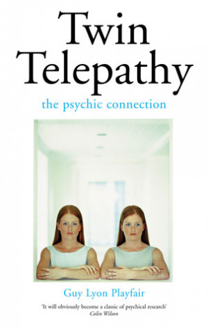 """... marking """"Twin Telepathy: The Psychic Connection"""" as Want to Read"""