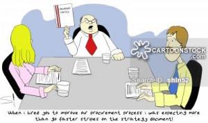 Procurement Cartoons