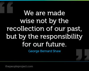 ... for our future. - Ge http://thepeopleproject.com/share-a-quote.php