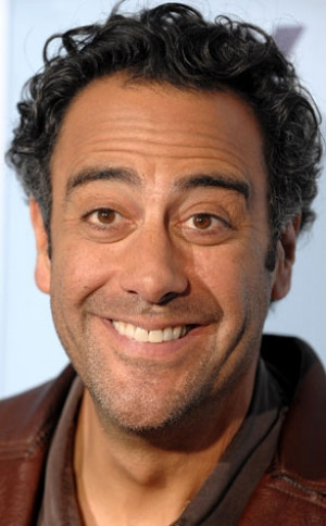 Brad Garrett, shown here in 2010, plays Ray Barone's older brother ...