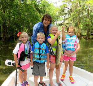 The Apex Predator had a couple of recent trips with kids spoiled by ...