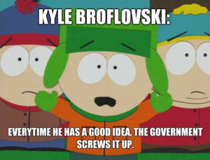 South Parks Kyle Broflovski Was Going To Be Killed Off