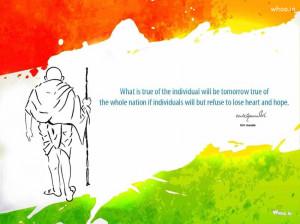 mahatma gandhi leadership quotes ,freedom fighters,gandhiji,mohandas ...