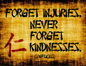 confucius kindness quotes