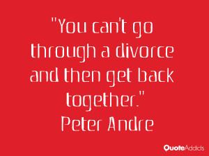 quotes to get through divorce