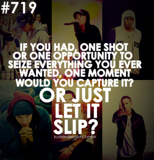 Eminem Quotes From Songs