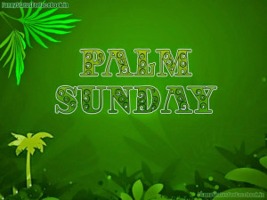 Palm Sunday Quotes Sayings with Images