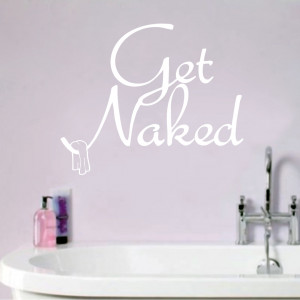 Laundry Room Bathroom Wall Decals Quotes Designs