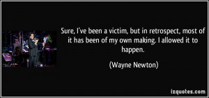More Wayne Newton Quotes
