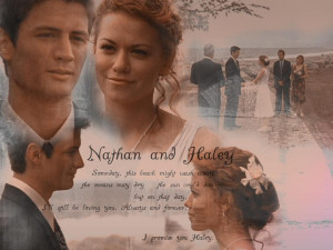 Naley lovers Nathan and Haley