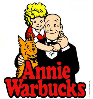 Little Orphan Annie Daddy Warbucks