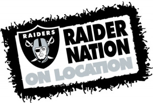 Raider Nation On Location was part of the historic centennial Zazzle ...